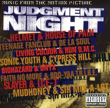 Judgement Night (soundtrack)