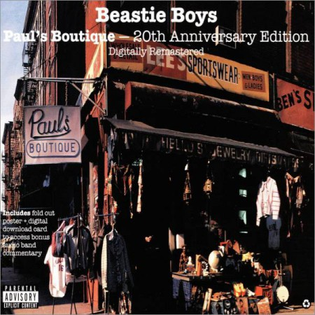 Beastie Boys - Boutique 20th Anniversary Edition