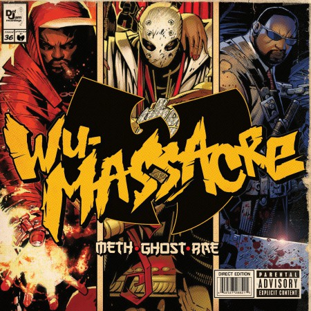 Method Man, Ghostface Killah & Raekwon - Wu-Massacre
