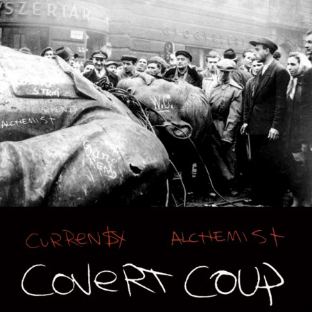 Curren$y & Alchemist - Covert Coup