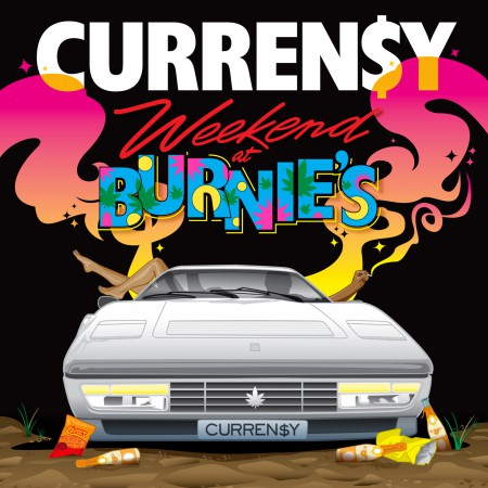 Curren$y - Weekend At Burnie's