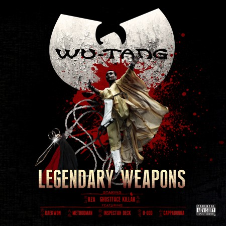 Wu Tang Clan - Legendary Weapons