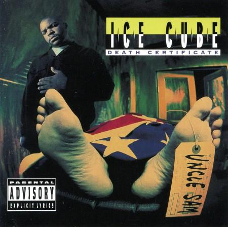 Ice Cube - Death Certificate (1991)