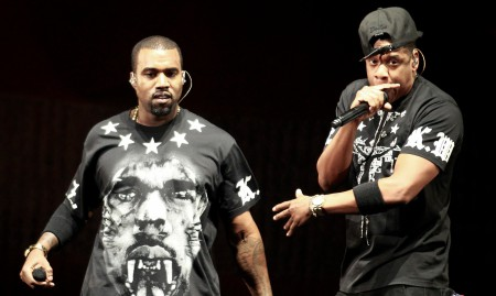 Kanye West и Jay-Z
