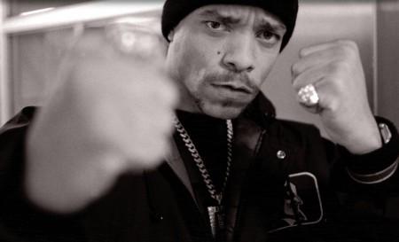 Молодой Ice-T