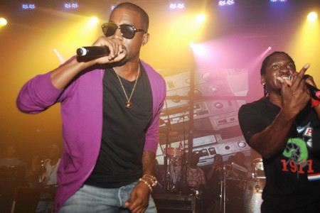 Pusha T и Kanye West
