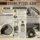 Oh No - Disrupted Ads (2013)