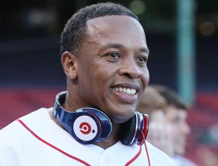 Рэпер и продюсер Dr. Dre
